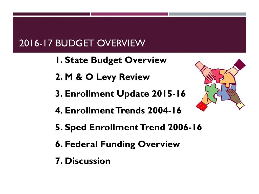 budget overview state budget overview m o levy review ppt download
