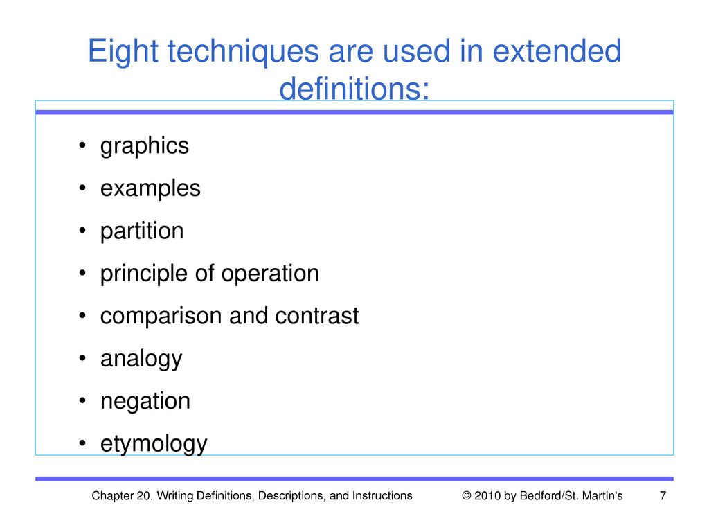 Understanding Definitions Descriptions And Instructions Ppt Download
