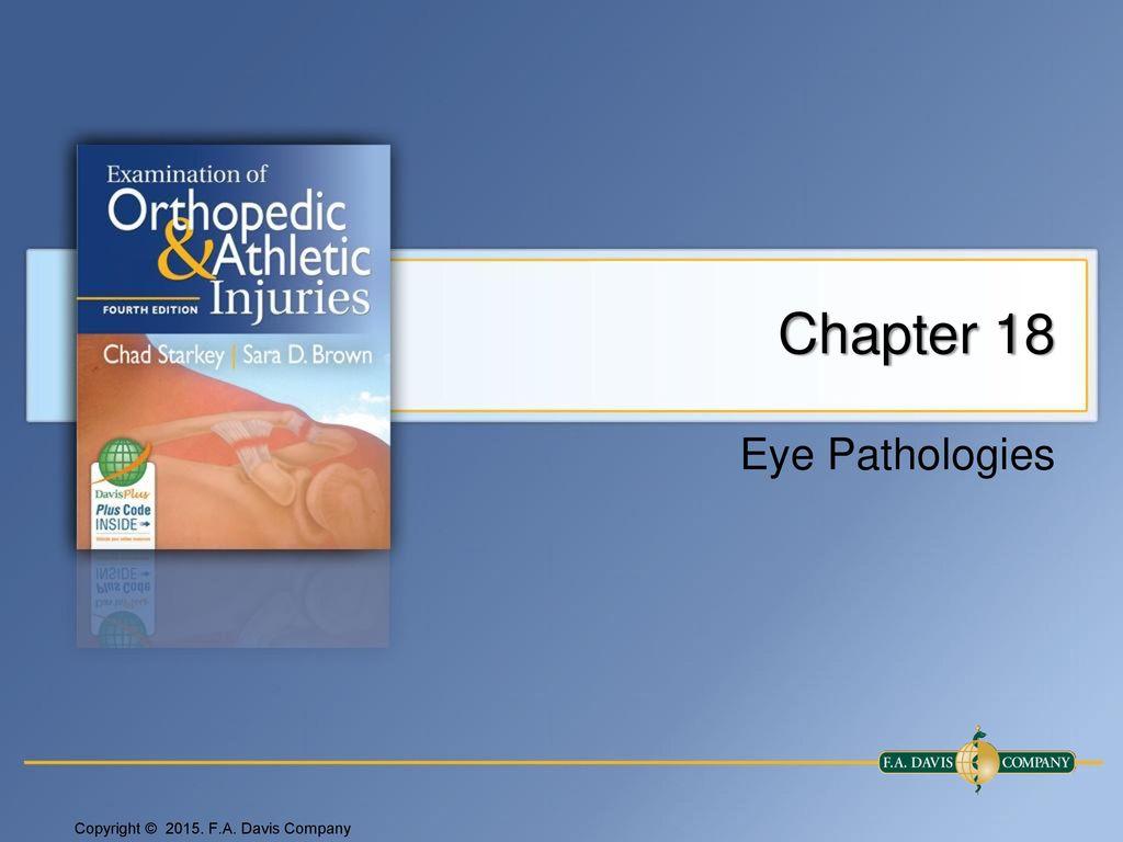 Chapter 18 Eye Pathologies. - ppt download