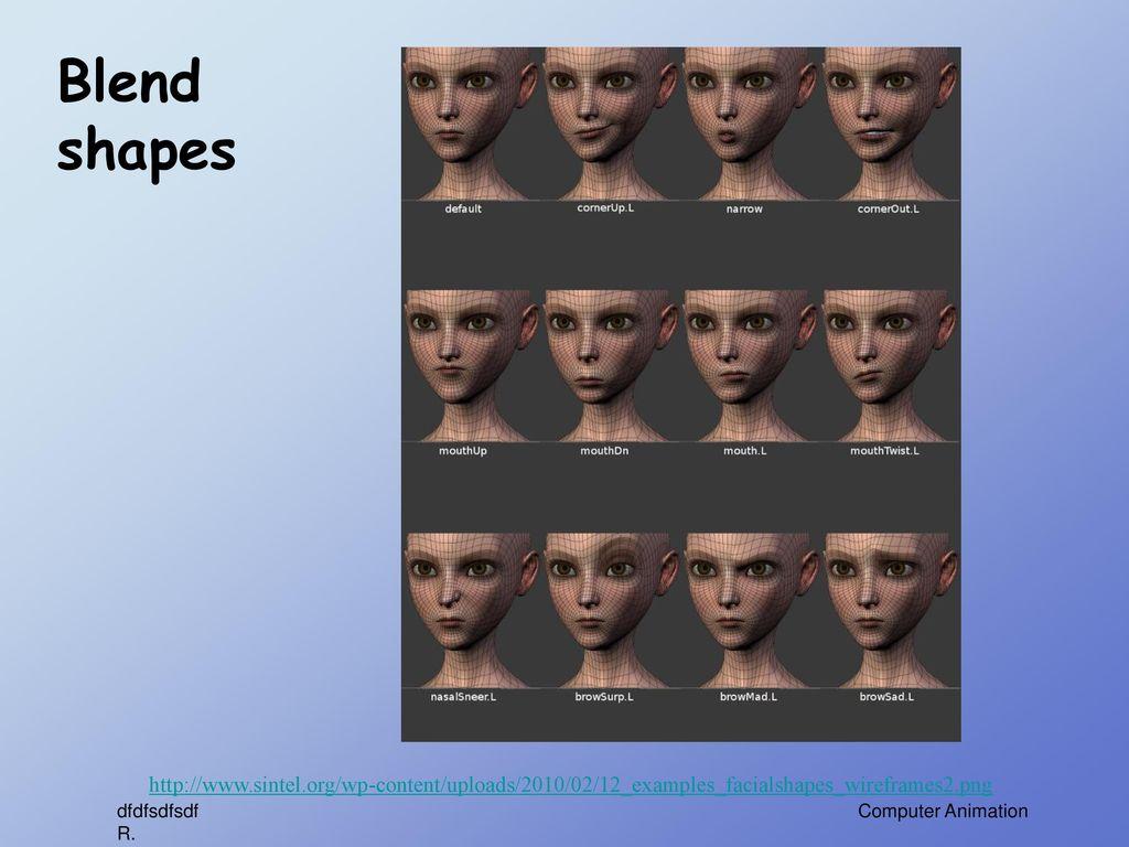Computer Animation Algorithms and Techniques - ppt download