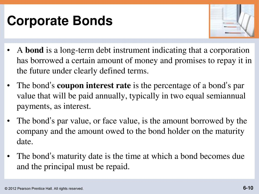 interest rates and required returns: interest rate fundamentals