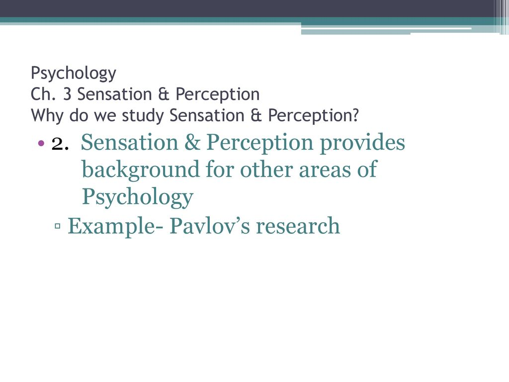 6 example pavlovs research psychology