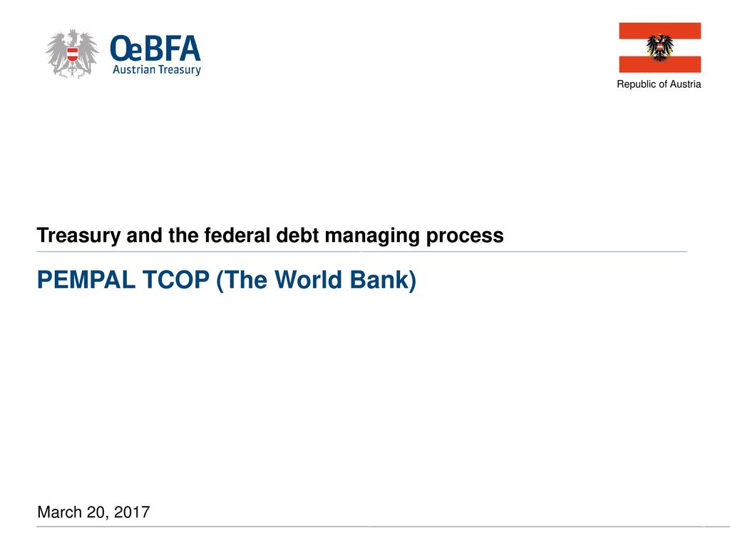 PEMPAL TCOP (The World Bank) - ppt download