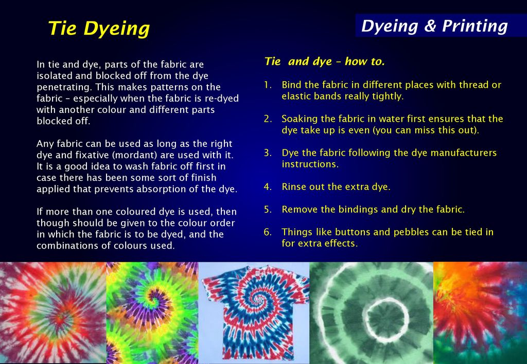 Dyeing Printing Printing And Dyeing Ppt Download