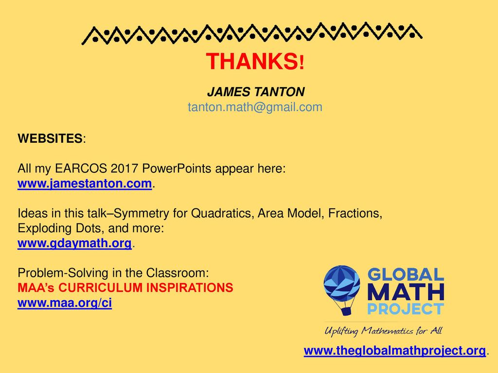 How to Think Brilliantly and Creatively In Mathematics - ppt download