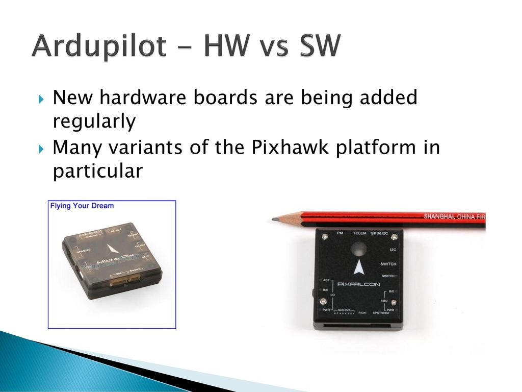 CanberraUAV Workshop Flight Controllers - ppt download