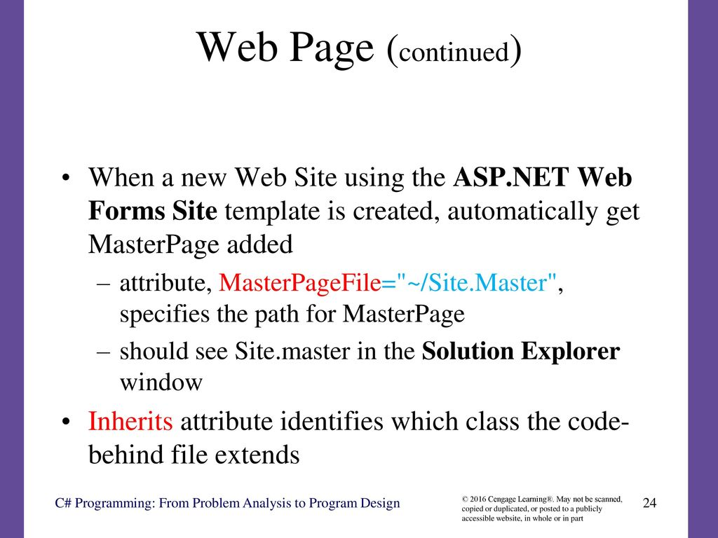 C Programming From Problem Analysis To Program Design Ppt Download Using The Webbrowser Control In Aspnet Codeproject Web Page Continued When A New Site