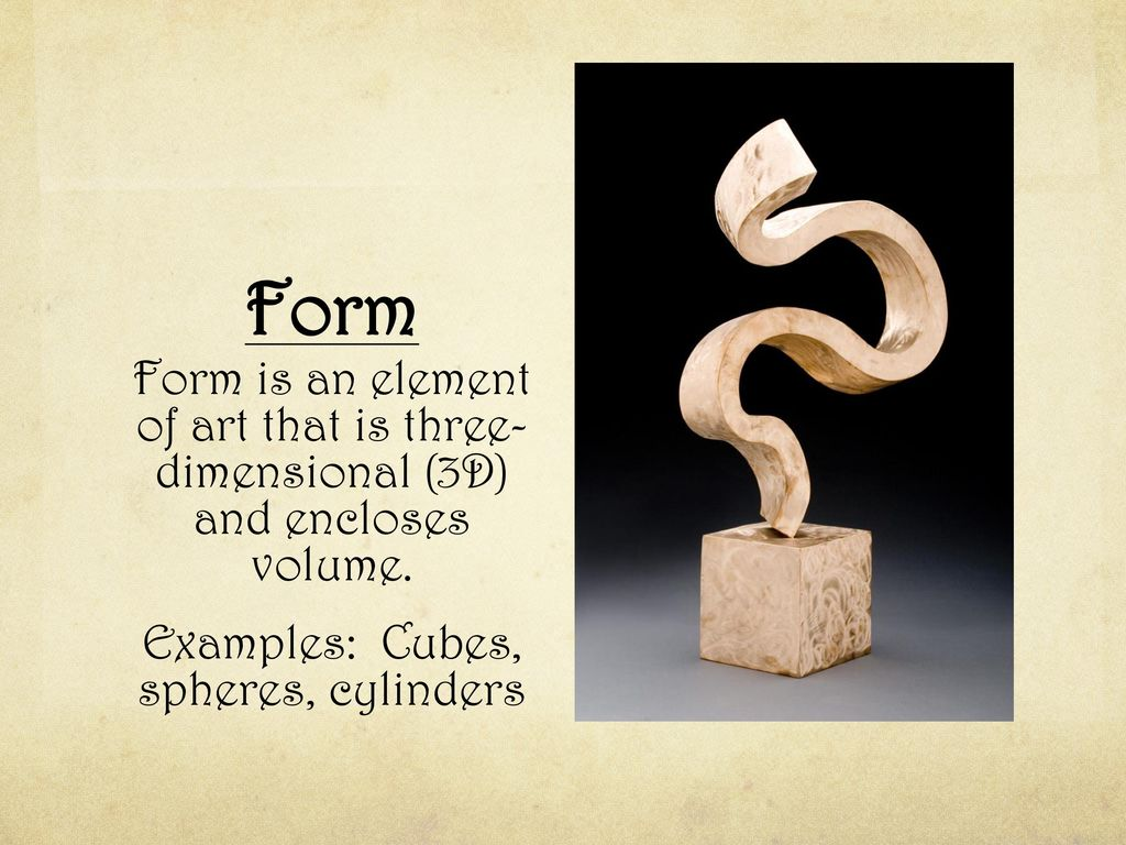 the elements and principles of art - ppt download