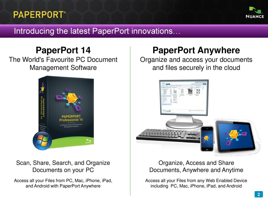 paperport professional 14 download