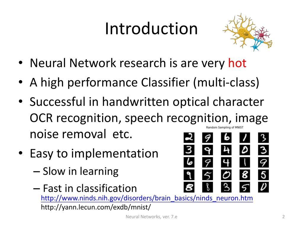 Ch  8: Artificial Neural network - ppt download