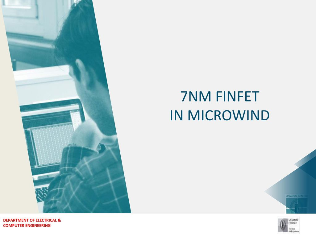 14nm Finfet In Microwind Ppt Download Simulation Of The Circuit 53 7nm