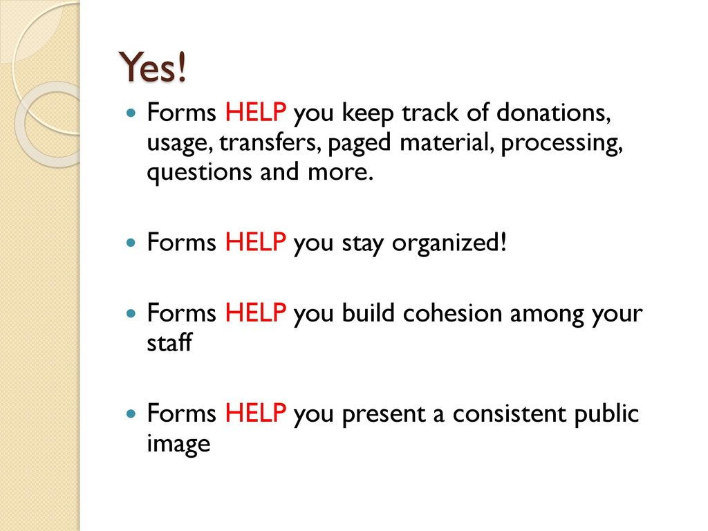 do we need another form presented by lori n curtis ppt download