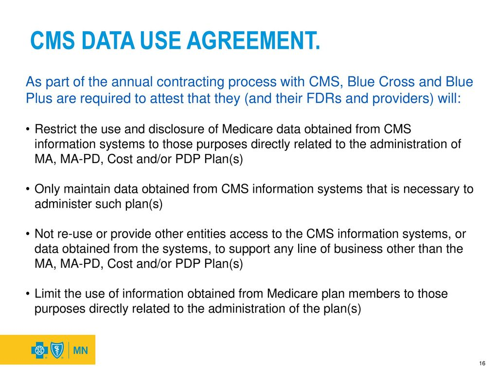 Blue Cross Blue Shield Of Minnesota And Blue Plus Medicare Training