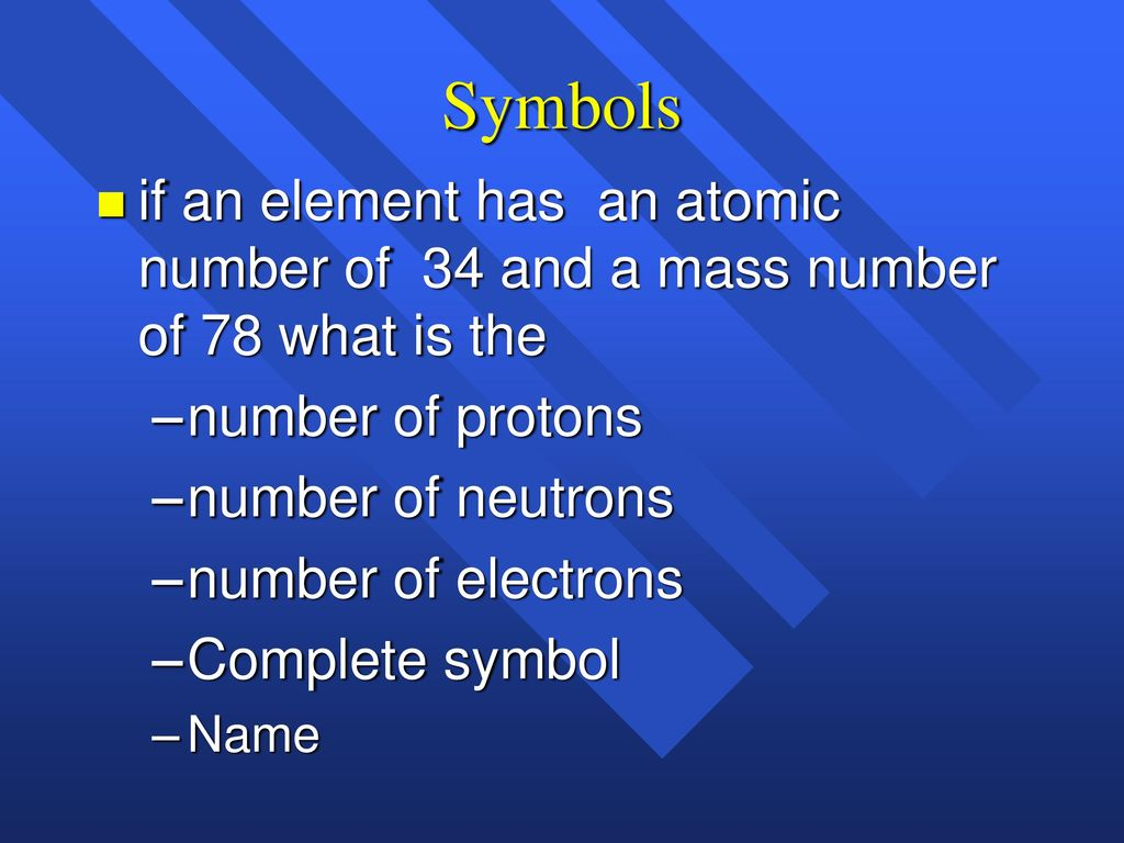 Atoms And Their Structure Ppt Download