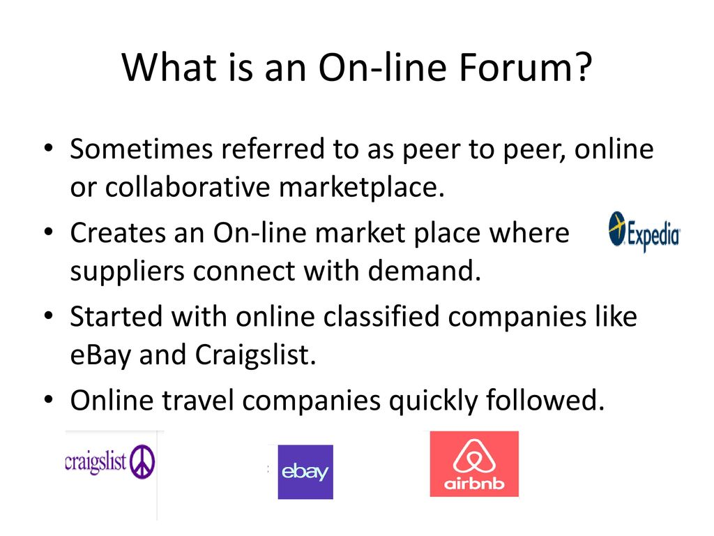 ONLINE HOTEL FORUMS SEATA ppt download