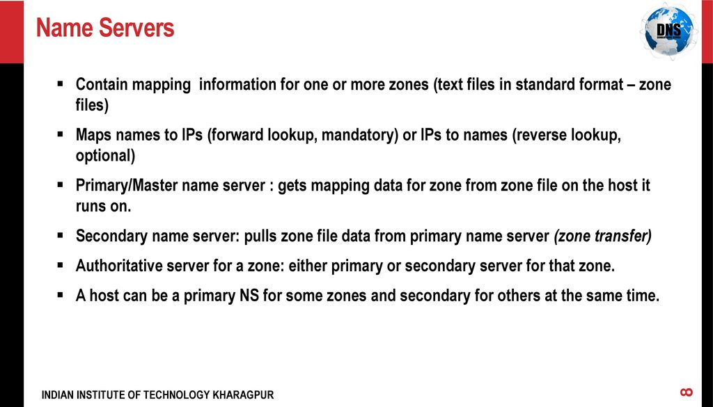 Domain Name System (DNS) - ppt download