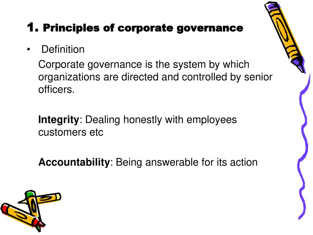 f1 governance and social responsibilities in business - ppt download