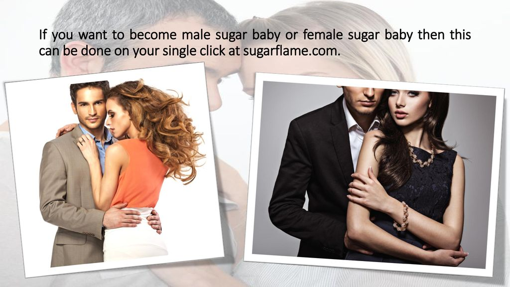 how to become a male sugar baby