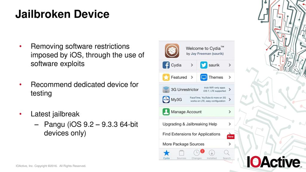 Beyond The 'Cript: Practical iOS Reverse Engineering - ppt download