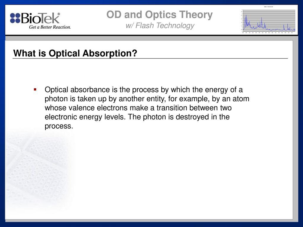 What is optics 89