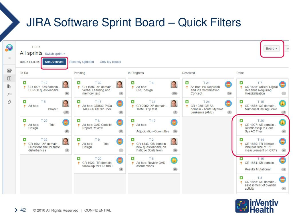CDISC Standards Governance: What does JIRA bring to the party? - ppt