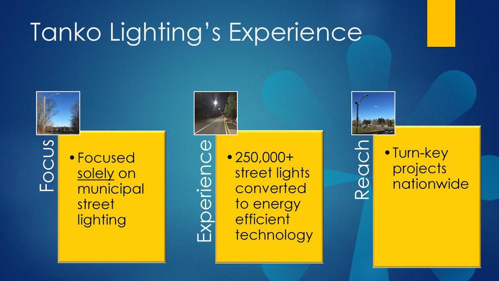 9 Tanko Lightingu0027s Experience  sc 1 st  SlidePlayer & Turn-key LED Conversion - ppt download