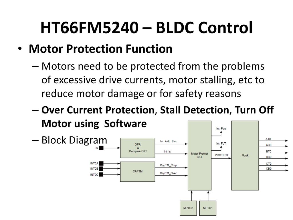 study report for brushless dc (bldc) motors ppt download