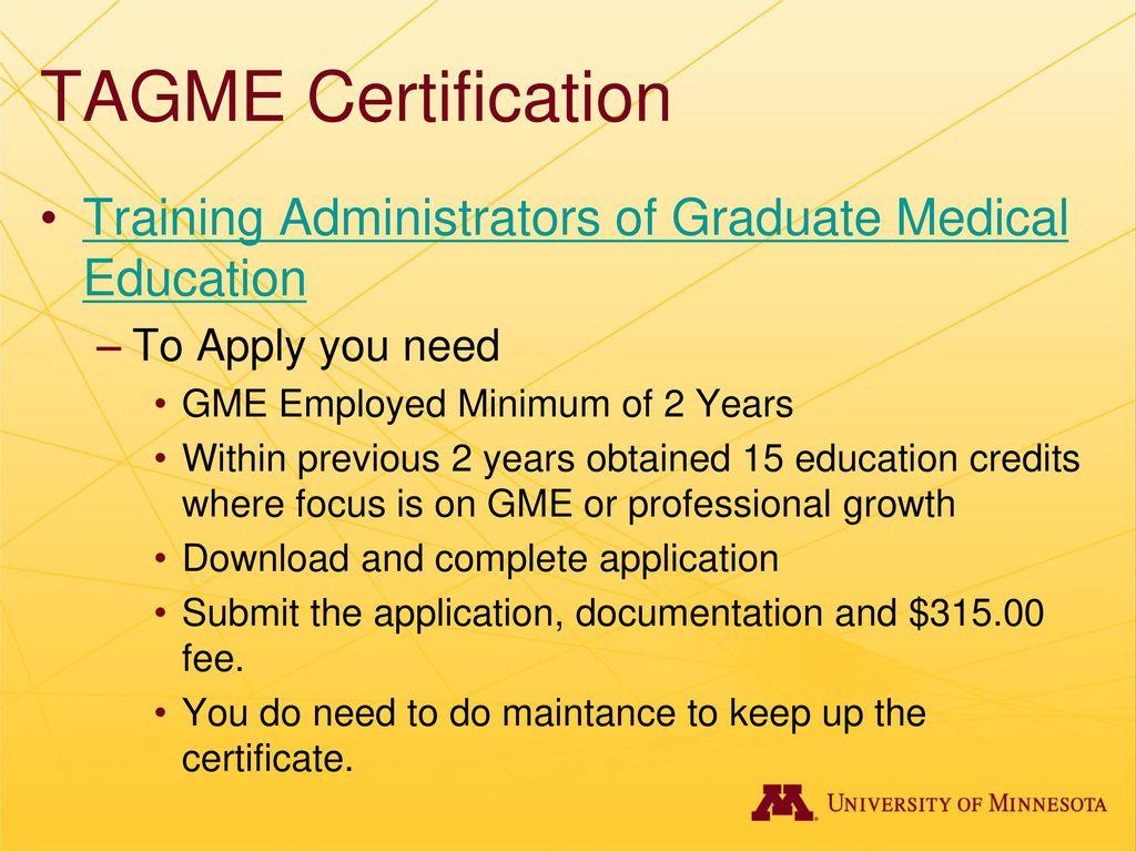 University Of Minnesota Ppt Download