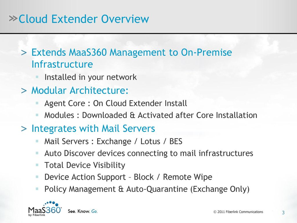 MaaS360 e-Learning Portal - ppt download