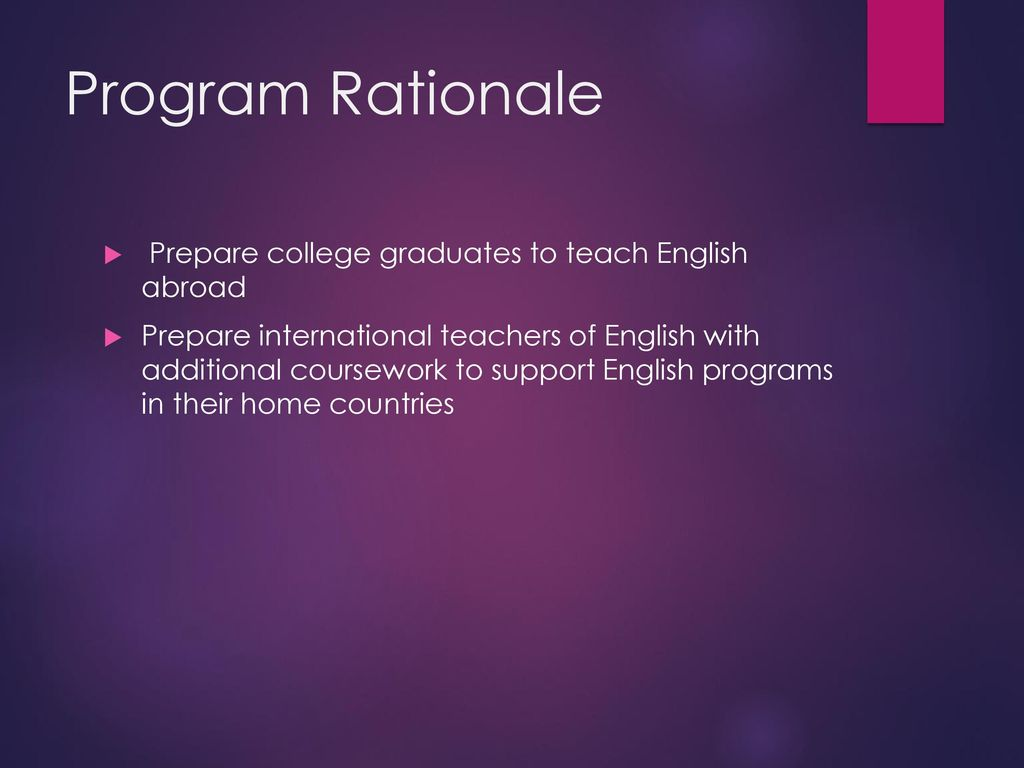 World English The Uw Oshkosh Tesol Certificate Program Ppt Download