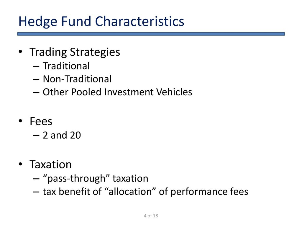 starting a hedge fund in ppt download