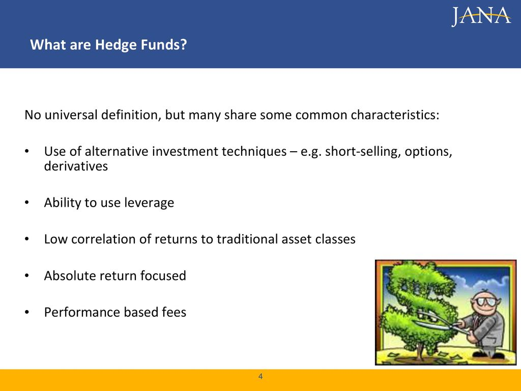 investing in hedge funds - ppt download