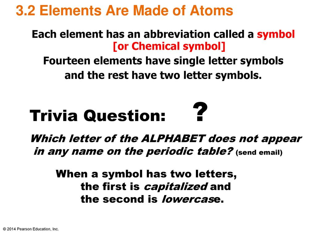 Northern kentucky university ppt download 32 elements are made of atoms urtaz Images