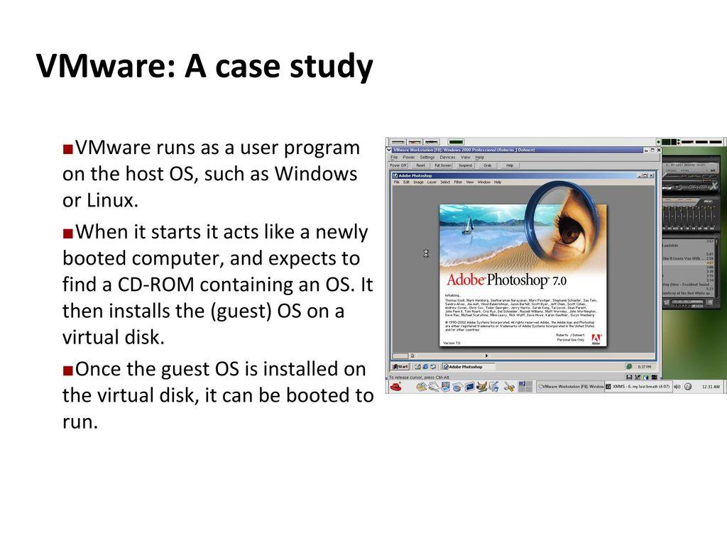 Virtualization  - ppt download