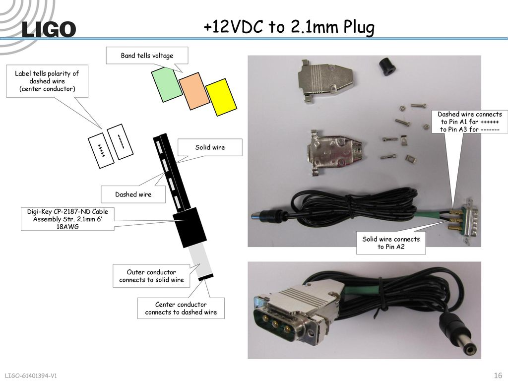 24VDC Adaptor Pigtail This adaptor pigtail is used to connect +24VDC ...