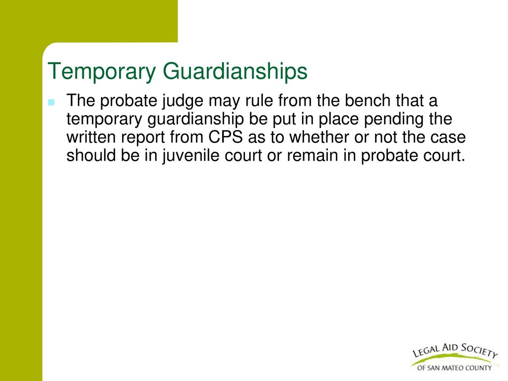 Guardianships An Overview February ppt download