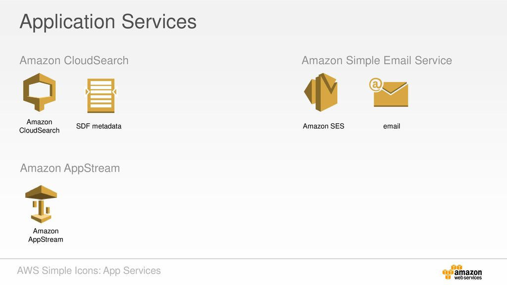 aws simple icons v aws simple icons usage guidelines ppt download