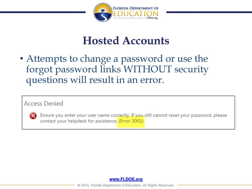 Changing your Password - ppt download