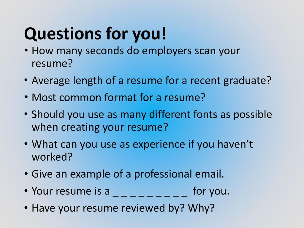 resume rescue turn your resume into a winner ppt download