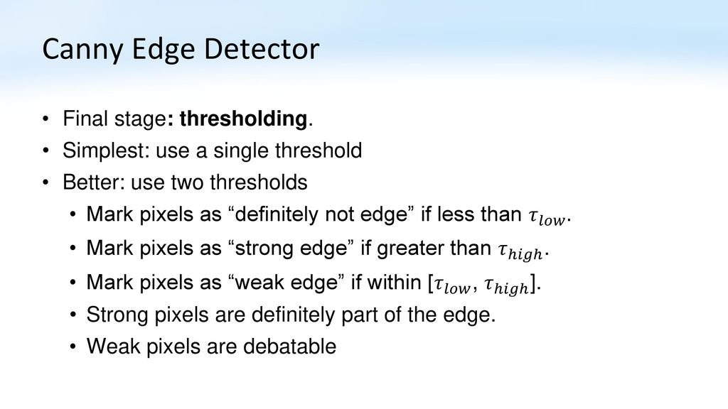 CS 4501: Introduction to Computer Vision Filtering and Edge