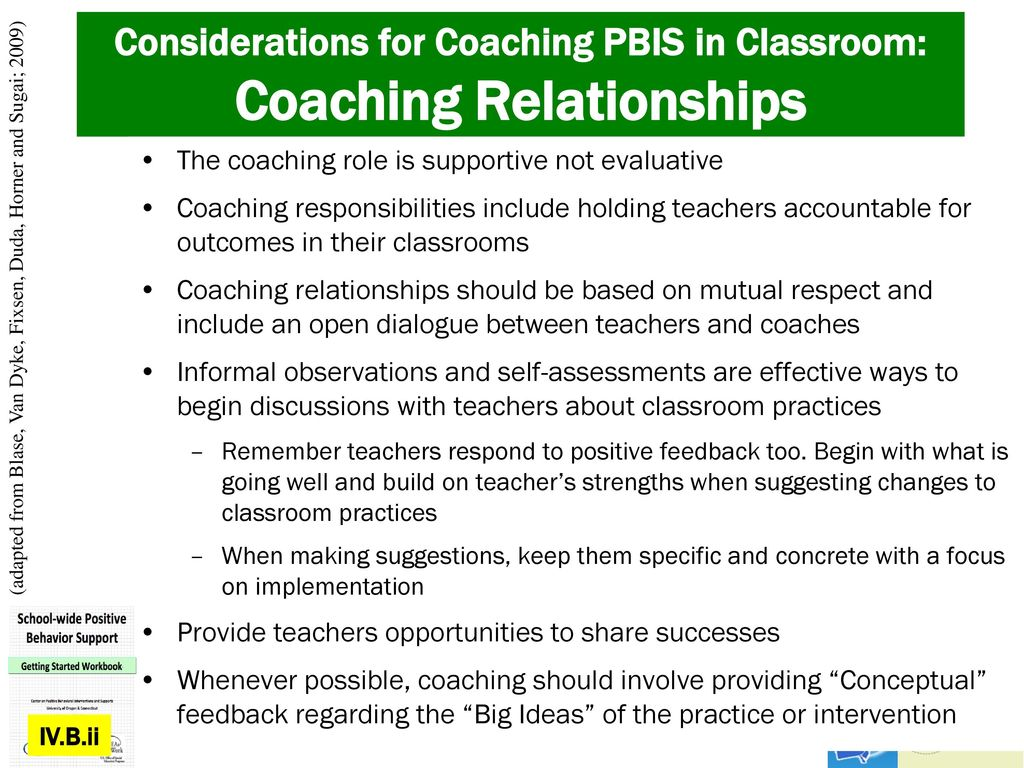Northeast PBIS (NEPBIS) Coaches Training - ppt download