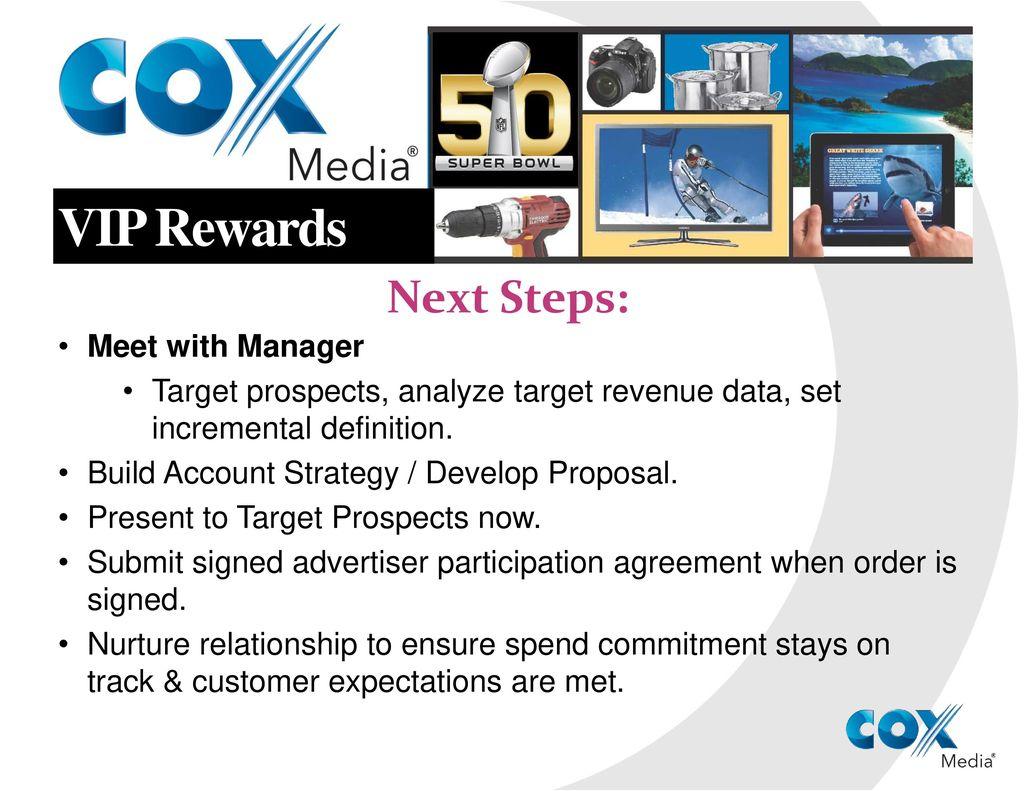 VIP Rewards Advertiser Program For ppt download