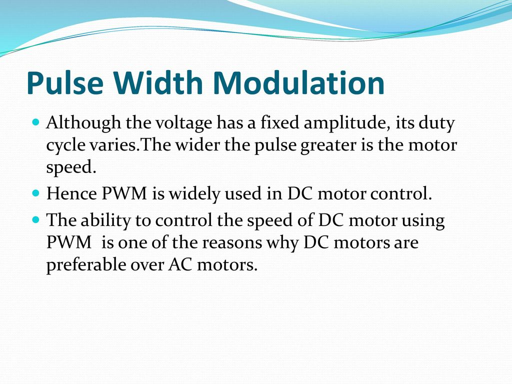 Microcontroller And Interfacing Ppt Download Voltage Controlled Pwm 12 Pulse Width Modulation