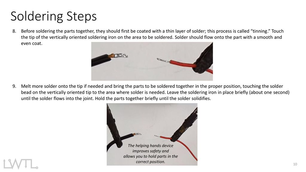 Learning to Solder  - ppt download