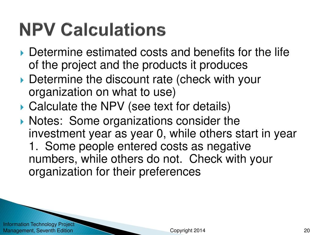 ocean carriers npv calculations The net present value on the ocean carrier is not a positive number, a clear indicator that buying the vessels is not a good idea the tax rate of 35% makes a lot of difference in determining this npv.