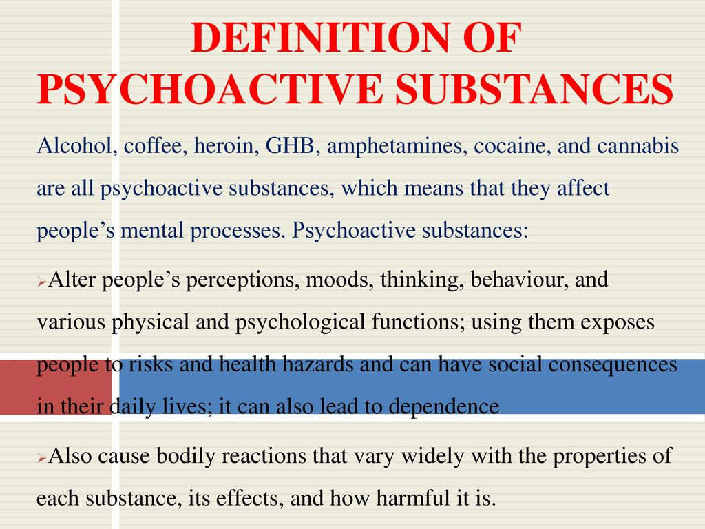 substance use disorder - ppt download