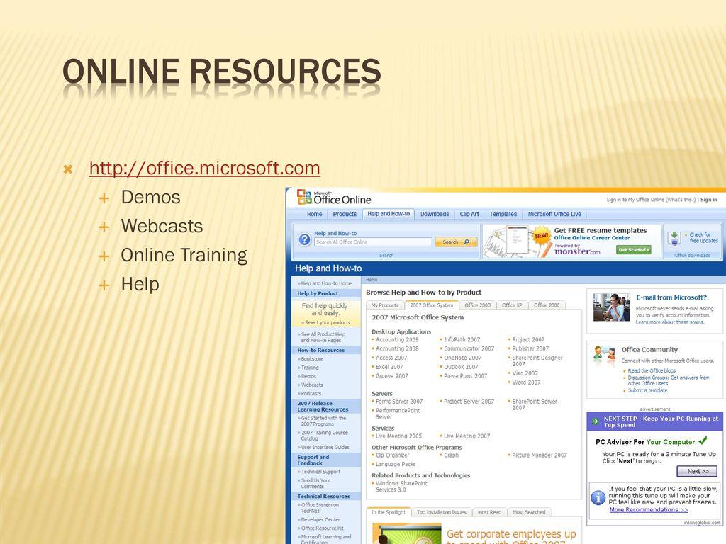 June 17 2009 Office 2007 Tips Tricks Ppt Download