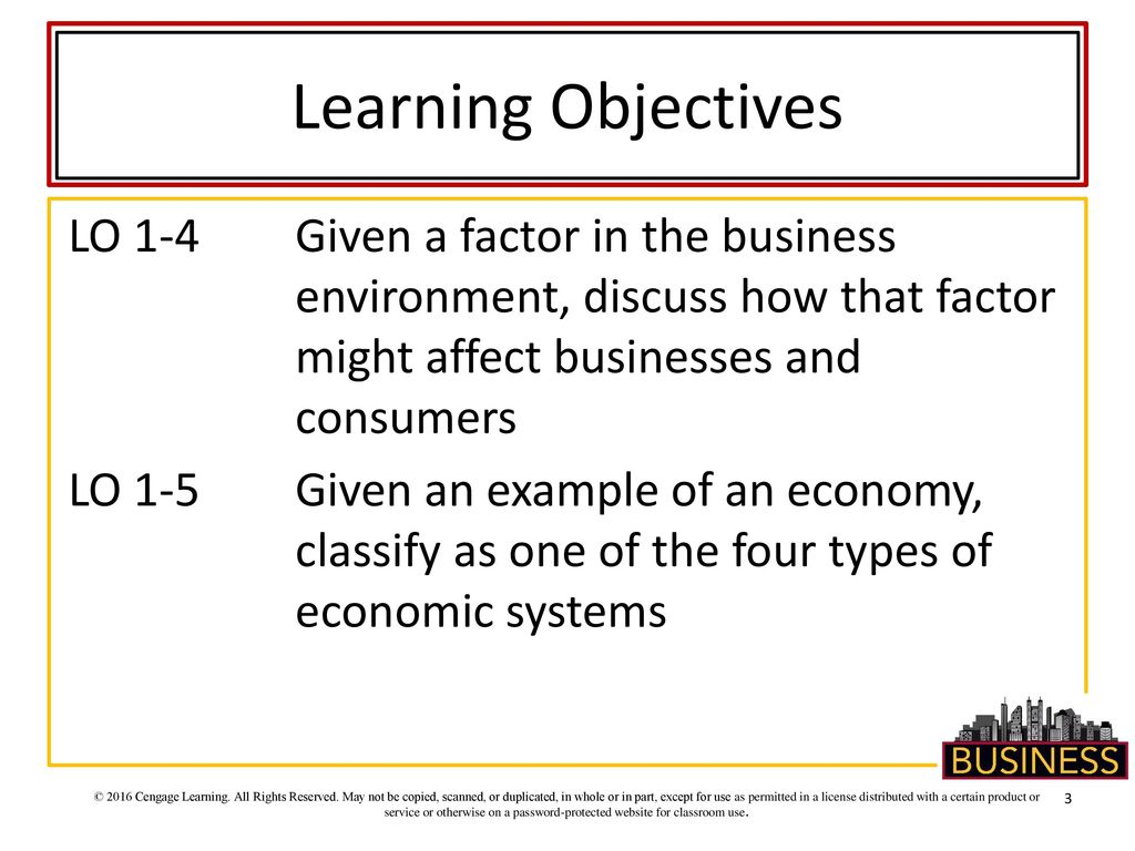 Lesson 1 Exploring The World Of Business And Economics Ppt Download