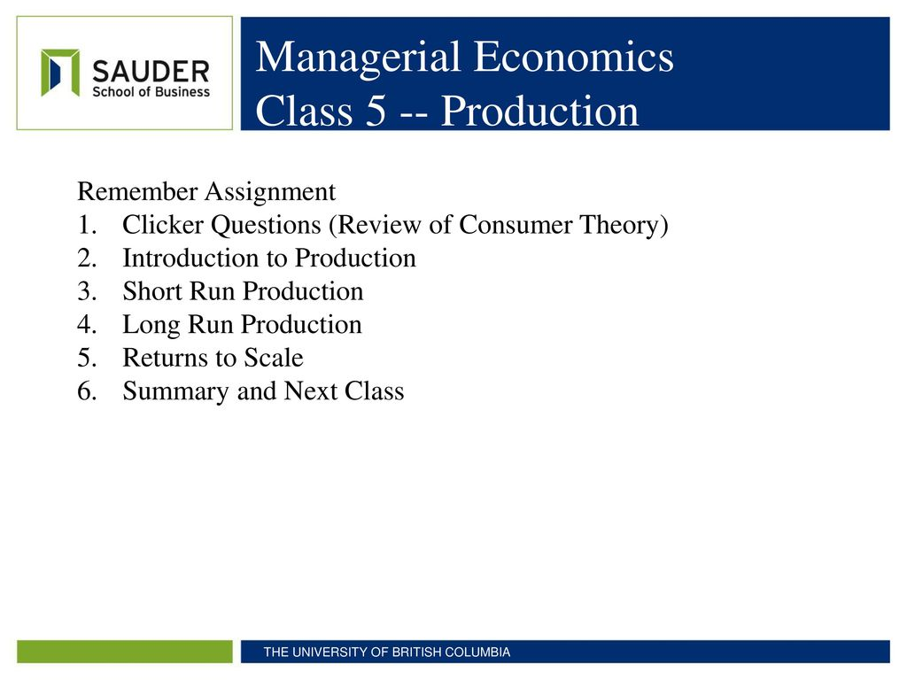 managerial economics question paper Managerial economics question paper - 2 list of attempted questions and answers multiple choice single answer question who said, management is management of men, money, machinery materials and information.
