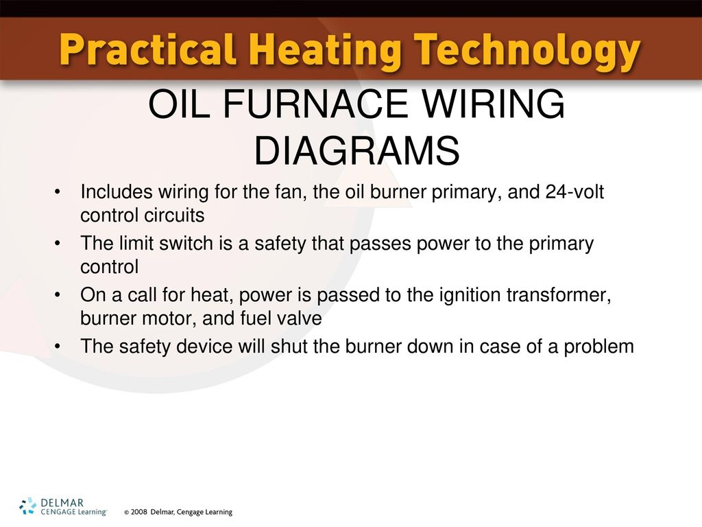 6 oil furnace wiring diagrams